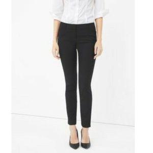 WHBM  Black Perfect Form slim Leg Pants Sz 10R-M13